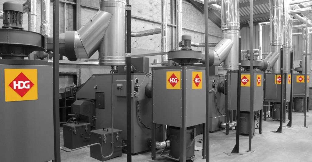 5 HDG Biomass Boilers